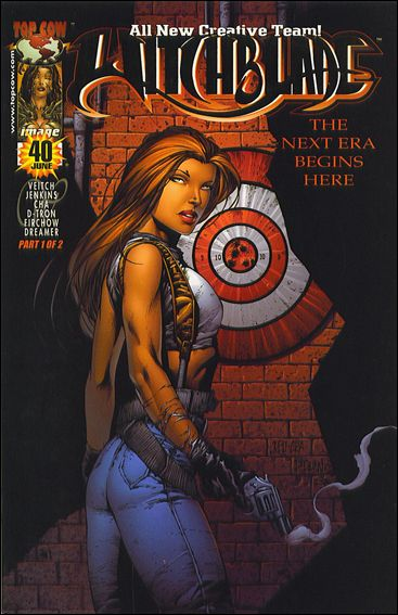 Witchblade 40-E by Top Cow