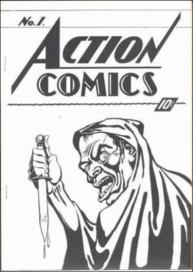 Action Comics (1937) 1-A by DC