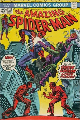 Amazing Spider-Man (1963) 136-A