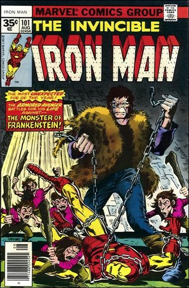 Iron Man (1968) 101-B by Marvel