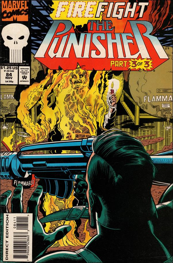 Punisher (1987) 84-A by Marvel