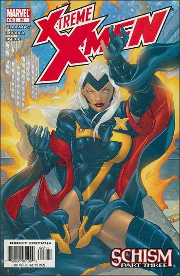 X-Treme X-Men (2001) 22-A by Marvel
