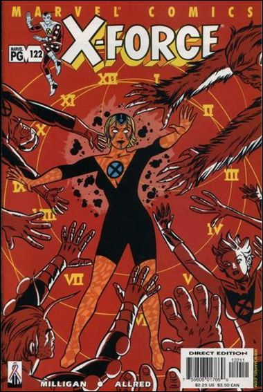 X-Force (1991) 122-A by Marvel
