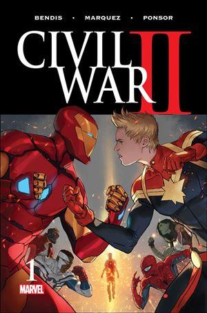 Civil War II 1-A