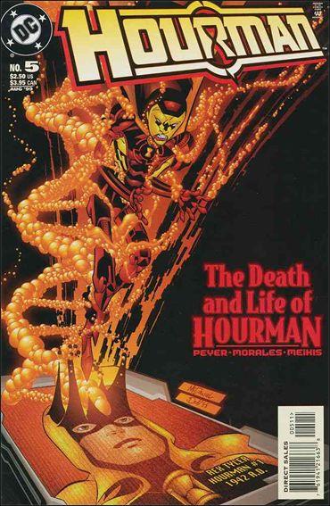 Hourman 5-A by DC