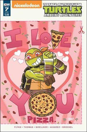 Teenage Mutant Ninja Turtles Amazing Adventures 7-B