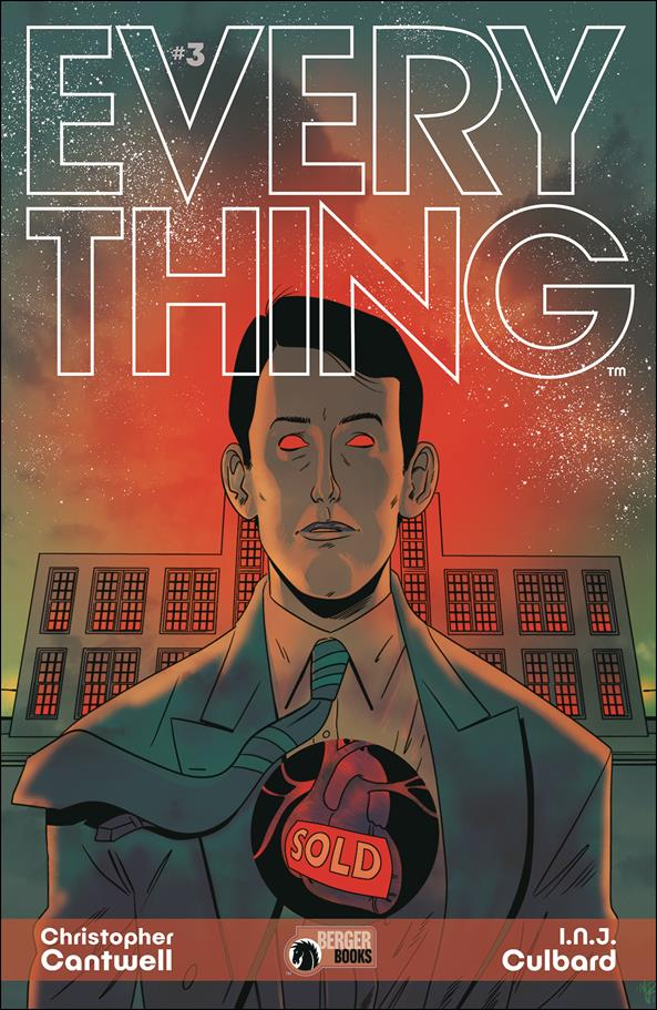 Everything 3-A by Berger Books