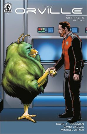 Orville: Artifacts 1-A