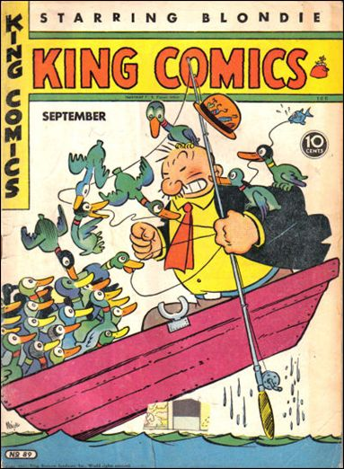 King Comics 89-A by David McKay