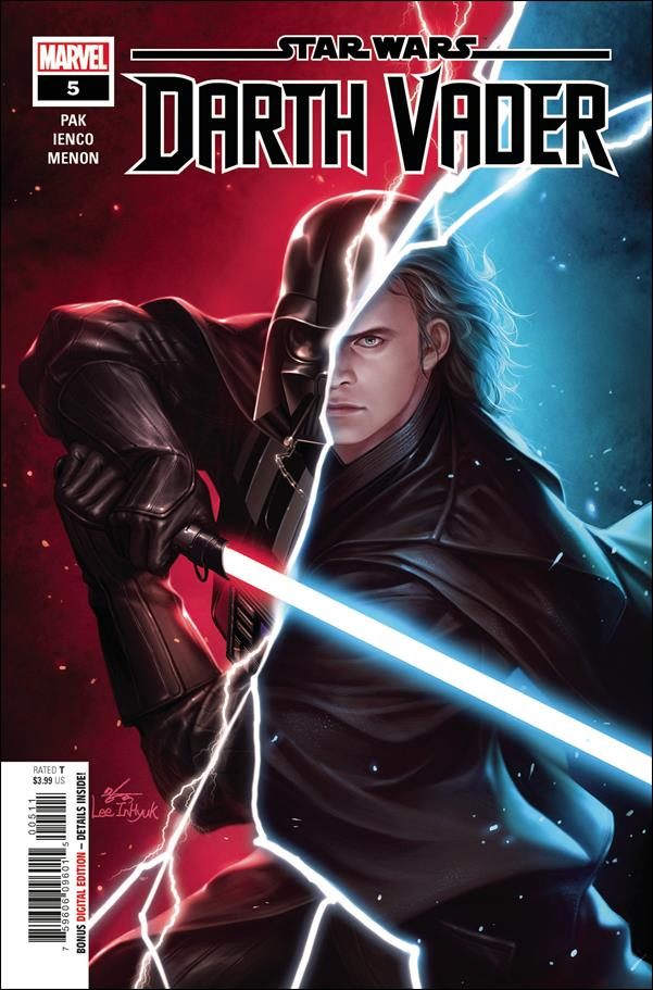Star Wars: Darth Vader 5-A by Marvel