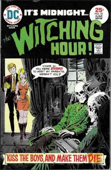 Witching Hour (1969) 55-A by DC