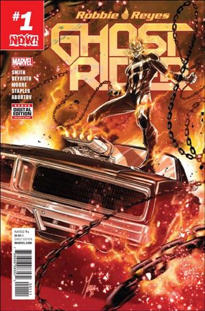 Ghost Rider (2017) 1-A
