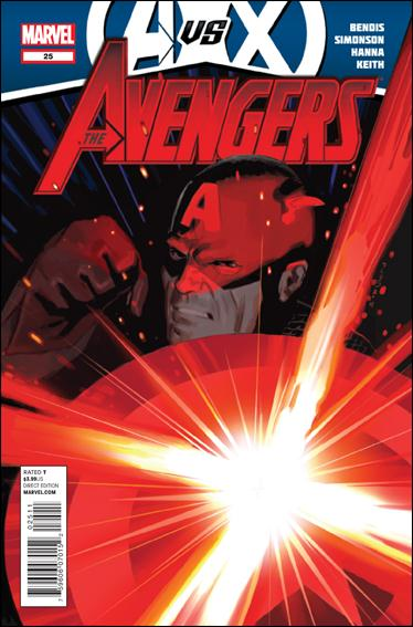 Avengers (2010) 25-A by Marvel
