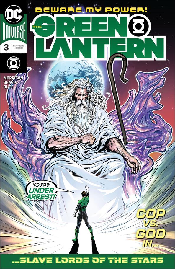 Green Lantern (2018) 3-A by DC