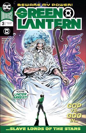 Green Lantern (2018) 3-A