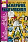Official Handbook of the Marvel Universe: Master Edition 19-A