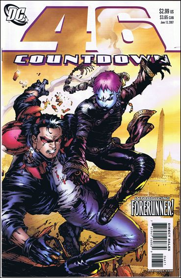 Countdown (2007) 46-A by DC