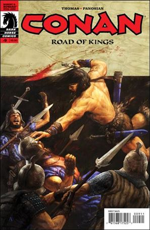 Conan: Road of Kings 9-A