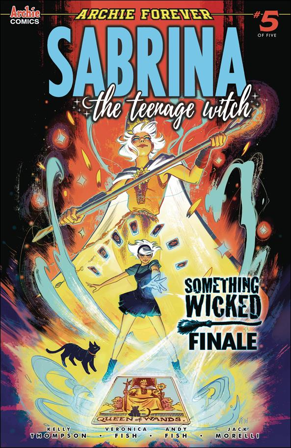 Sabrina the Teenage Witch: Something Wicked 5-A by Archie