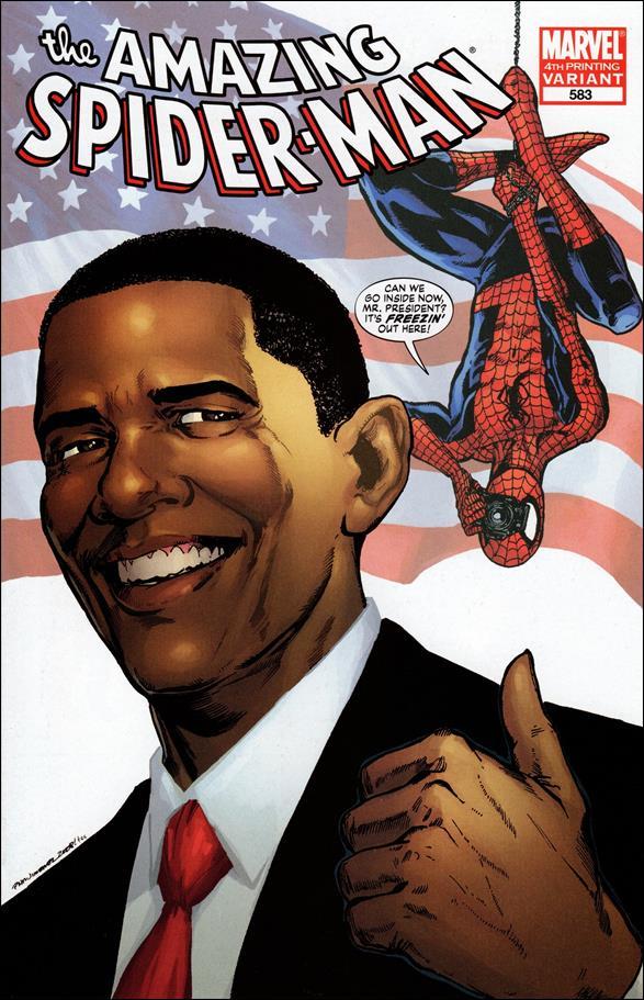 Amazing Spider-Man (1963) 583-F by Marvel