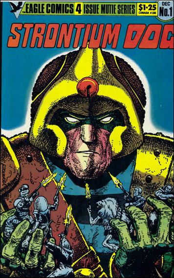 Strontium Dog (1985) 1-A by Eagle Comics