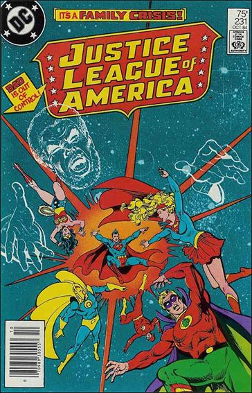 Justice League of America (1960) 231-A by DC