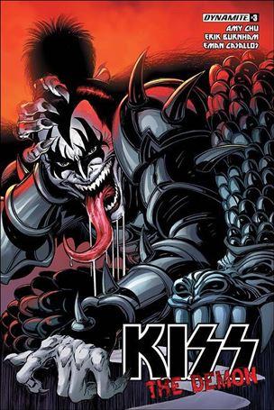 KISS: The Demon 3-B