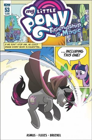 My Little Pony: Friendship is Magic 53-A