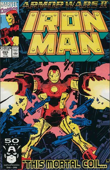 Iron Man (1968) 265-A by Marvel