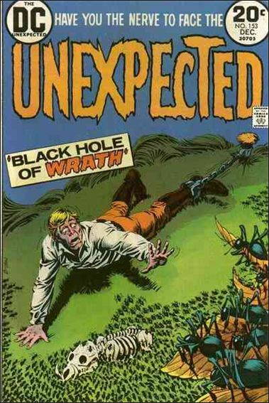 Unexpected (1968) 153-A by DC