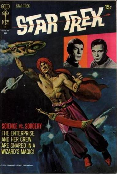 Star Trek (1967) 10-A by Gold Key