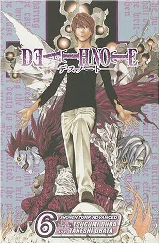 Death Note 6-A by Viz