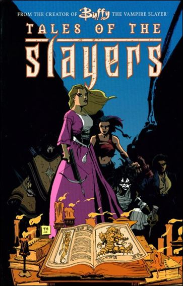 Buffy the Vampire Slayer: Tales of the Slayers 1-A by Dark Horse