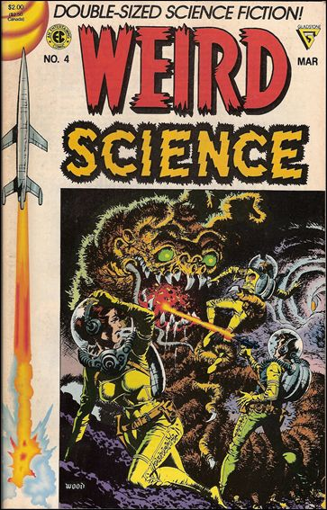 Weird Science (1990) 4-A by Gladstone