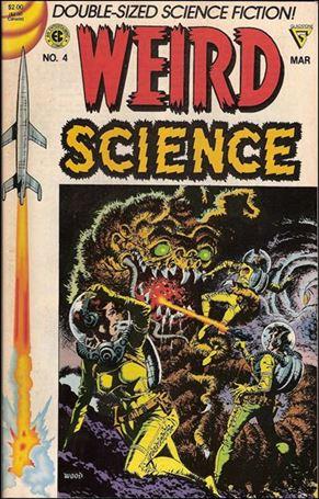 Weird Science (1990) 4-A