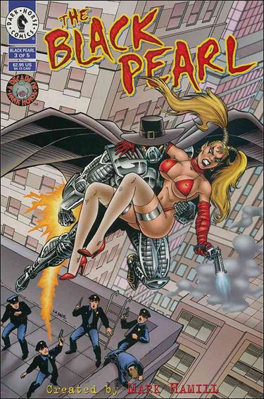 Black Pearl (1996) 3-A by Dark Horse