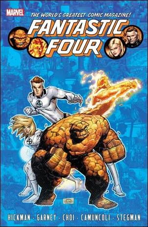 Fantastic Four by Jonathan Hickman 6-A by Marvel