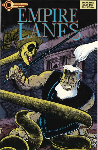 Empire Lanes (1990) 1-A by Keyline Books