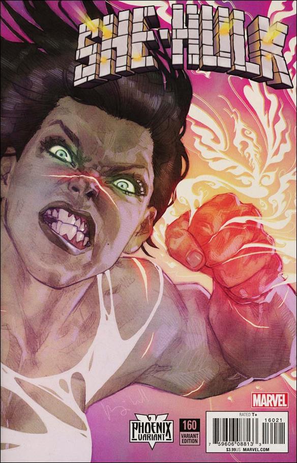 She-Hulk (2018) 160-B by Marvel