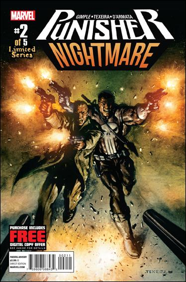 Punisher: Nightmare 2-A by Marvel