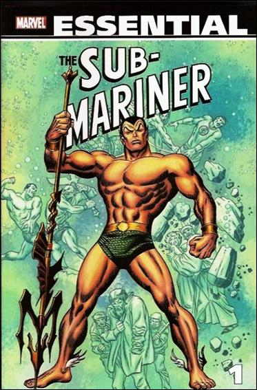 Essential Sub-Mariner 1-A by Marvel