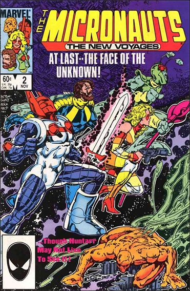 Micronauts (1984) 2-A by Marvel