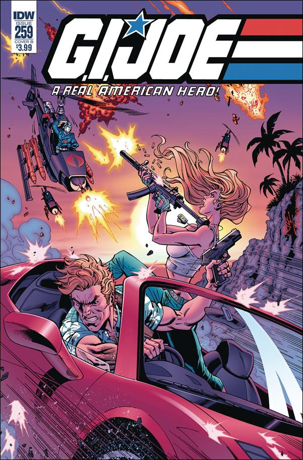 G.I. Joe: A Real American Hero 259-B by IDW