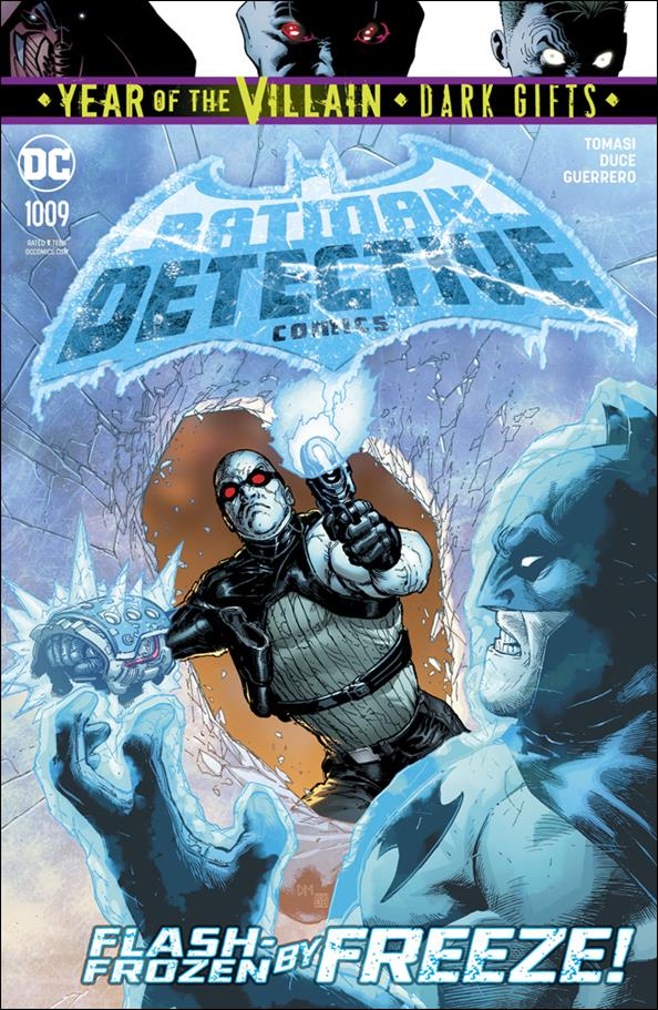 Detective Comics (1937) 1009-A by DC