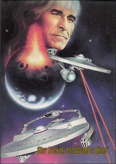 Star Trek Master Series: Series 1 (Base Set) 85-A by SkyBox