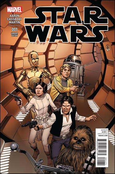 Star Wars (2015) 1-E by Marvel