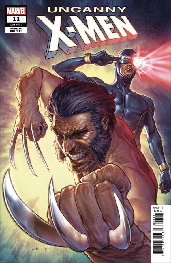 Uncanny X-Men (2019) 11-H by Marvel