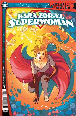 Future State: Kara Zor-El, Superwoman 1-A