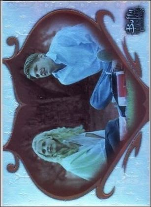 Buffy the Vampire Slayer: Connections (Parallel Foil Base Set) BC-6 -A