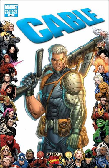 Cable (2008) 17-B by Marvel